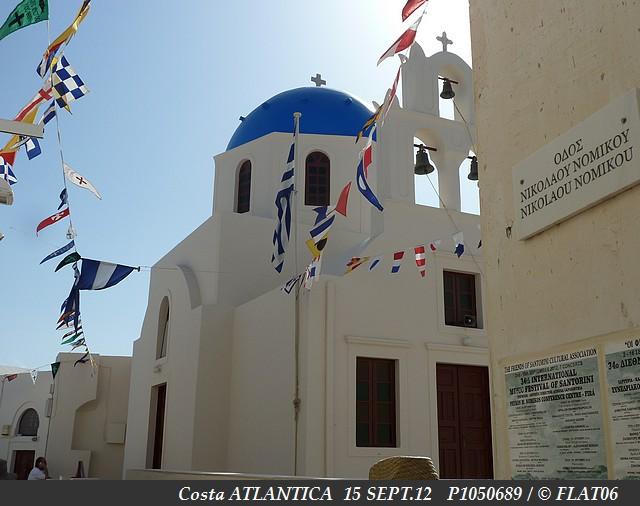 Z06 - COSTA / C/R  Mer Egée et Galilée / Grèce, Crête, Israël, Chypre, Turquie !  13-20/09/2012  363629P1050689