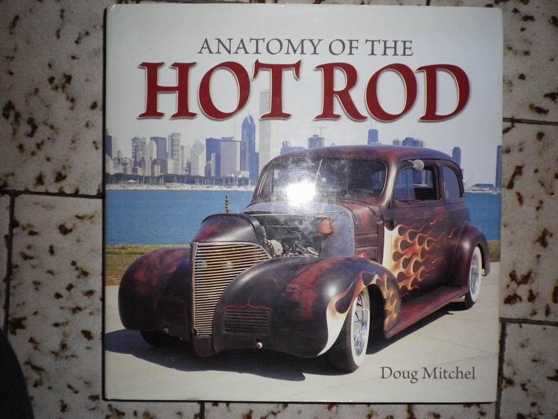 livres 2 * us car ,truck ,moto et  cinema 364606RedimensionnementdeAnatomyofthehotrod1