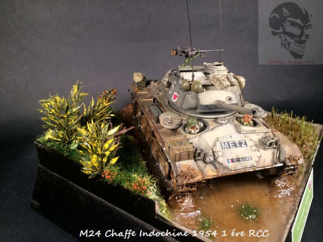 M24 Chaffee light tank, AFV Club 1/35 - Page 5 365007IMG3684