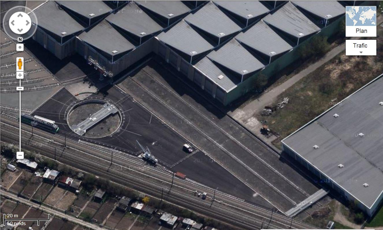 A la recherche des rotondes ferroviaires - Page 3 365467RotondeMulhouse