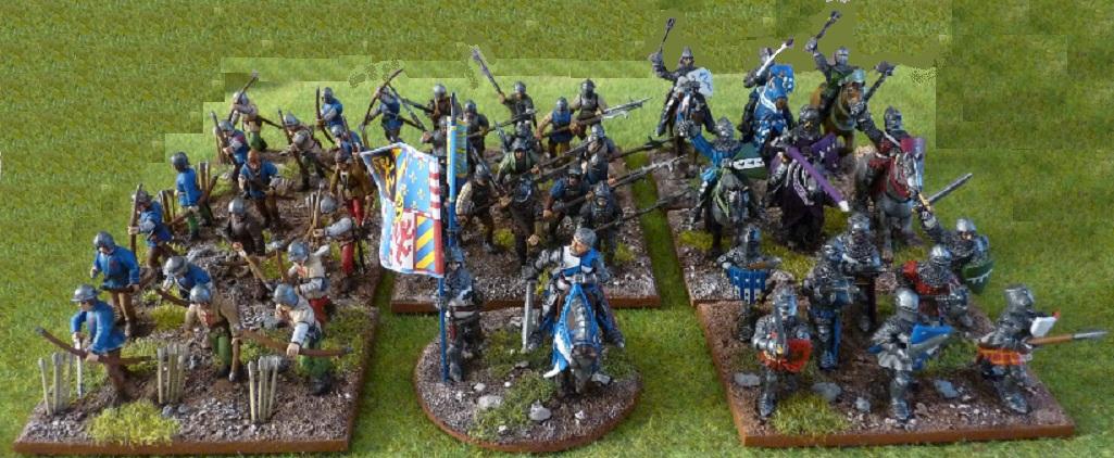Commémoration de la naissance de Jeanne d'Arc 365491armeanglaiseADG