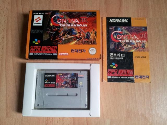 Prupru's Collection ! 100% Super Nintendo et 200% Super Comboy !! 366921ContraIIITheAlienWars