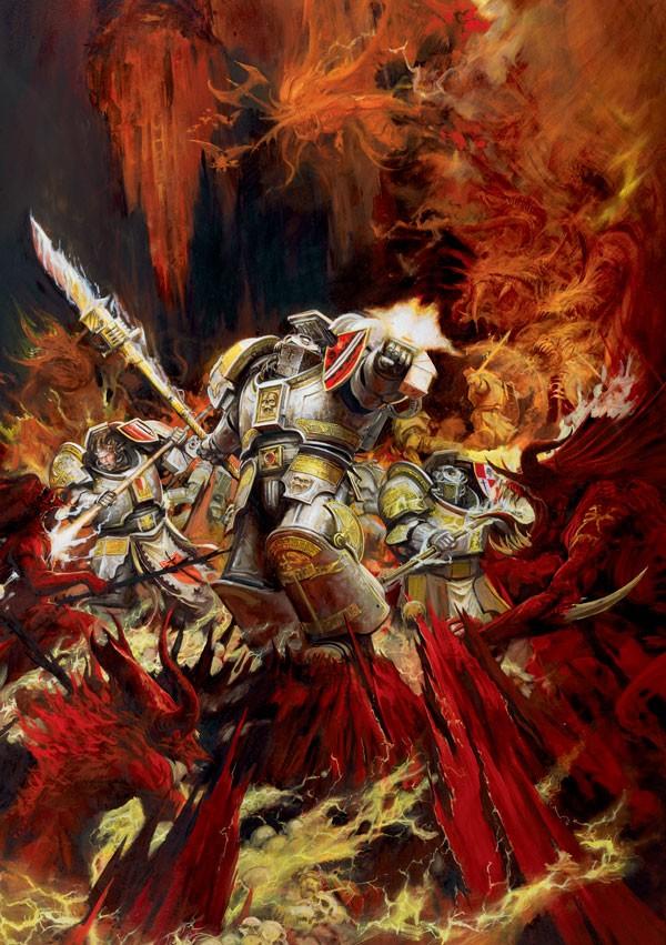 La Puissance de l'Empereur / The Emperor's Might [Artbook] 367077emperorsmight4