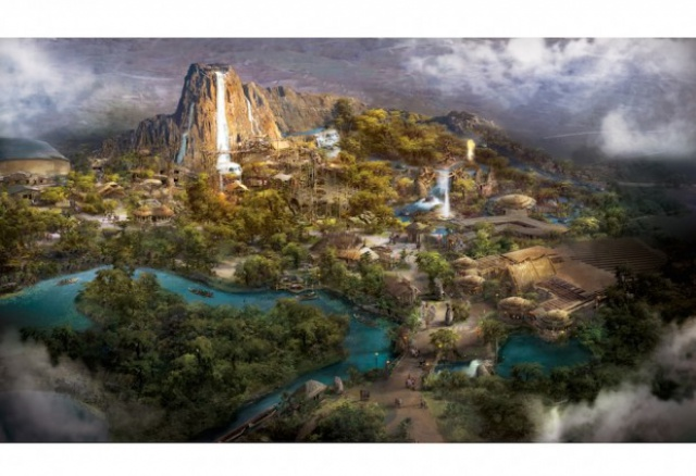 [Shanghai Disneyland] ADVENTURE ISLE (Soaring.../Roaring Rapids/Camp Discovery/Tarzan) 367334sd6