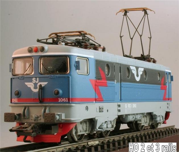 Machines RC des chemins de fer suédois 367382MRKLINSJELLOKBRRc31061KAT33411R