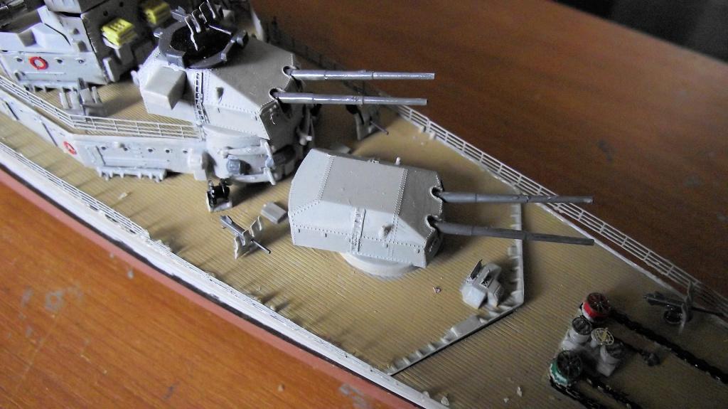 Prinz Eugen Trumpeter au 1x350 avec PE 367436PrinzEugen1x35060