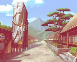 Village Kurain