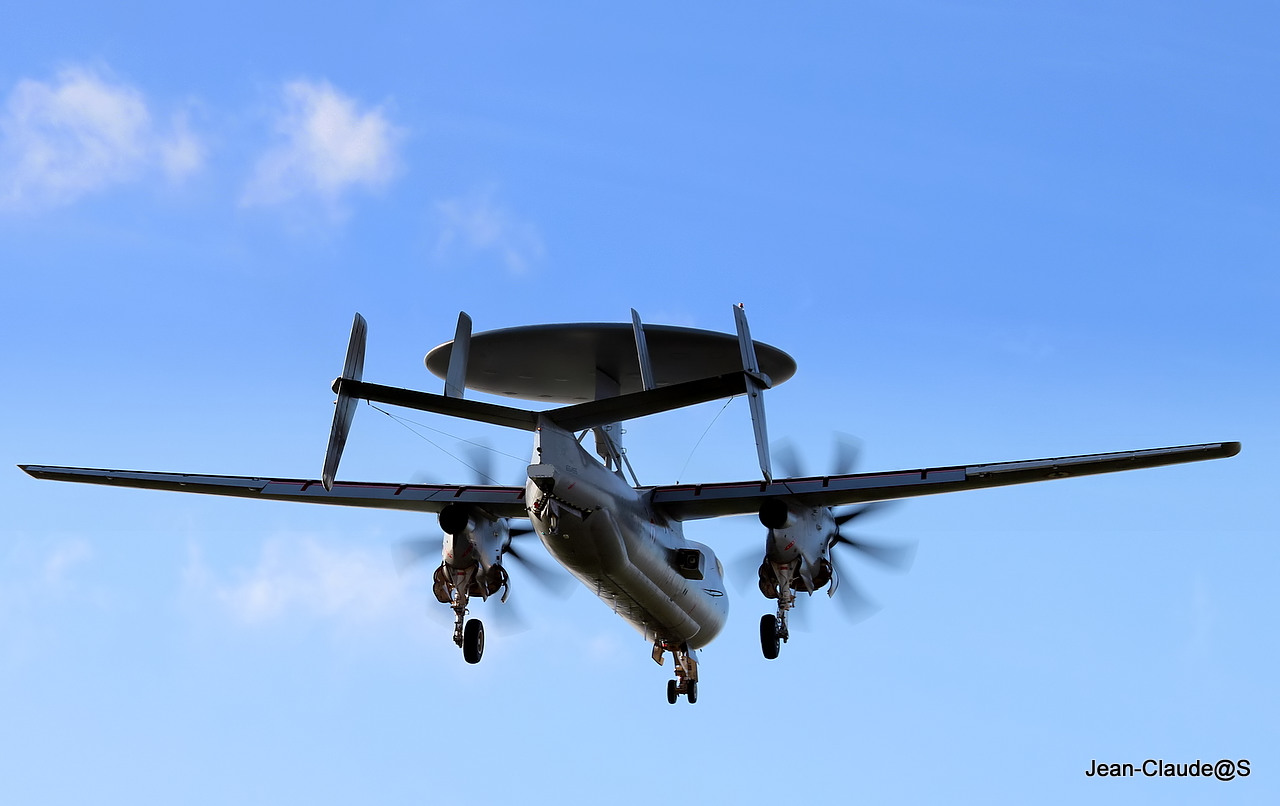 Grumman Hawkeye EC-2 Marine Nationale le 22.11.12 371472IMG9414filtered