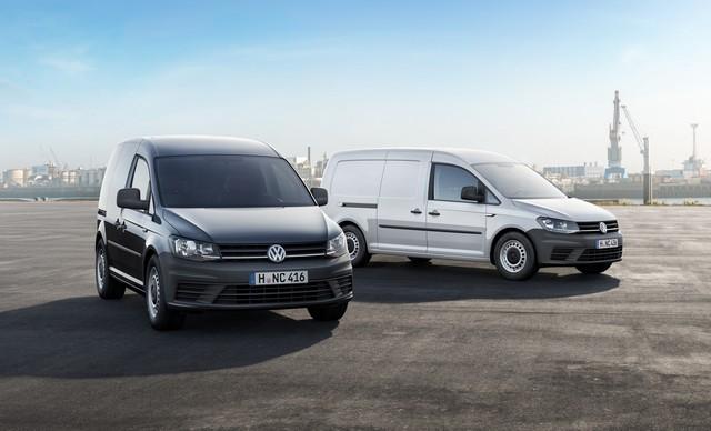 Les ventes de Volkswagen Véhicules Utilitaires progressent de près de 5% au premier trimestre  371558hdvr201502260021