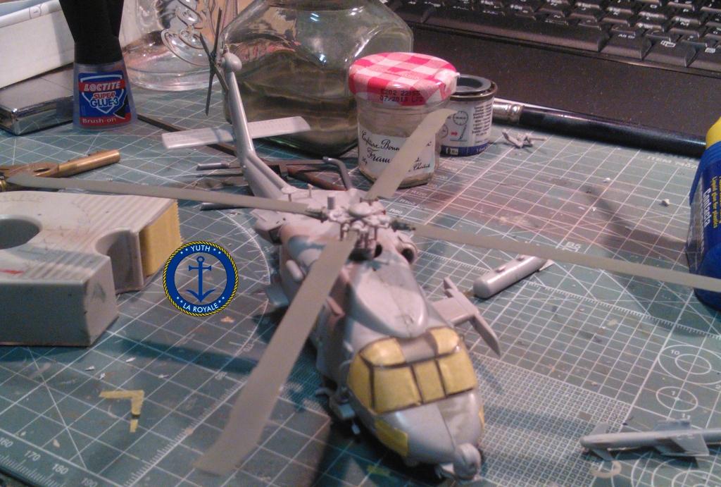 HH-60H RESCUE HAWK 371765HH607