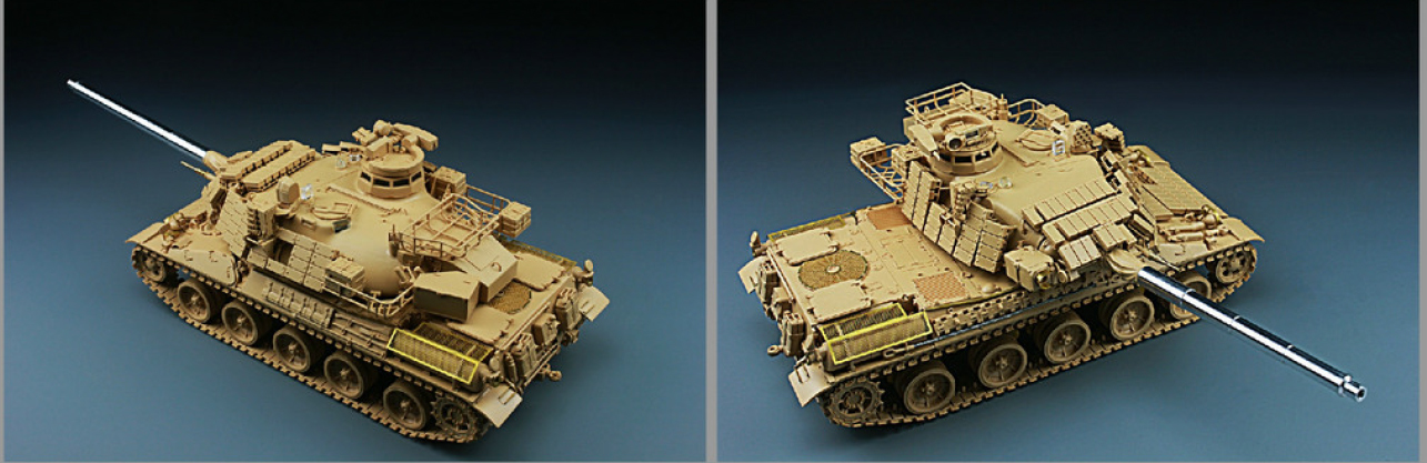 AMX-30B2 Brennus 1/35 Tiger model 371994item47364383TM4604B