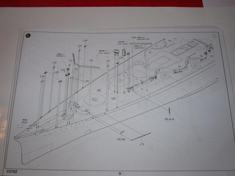 Bismark 1:200 trumpeter 372096045Copier