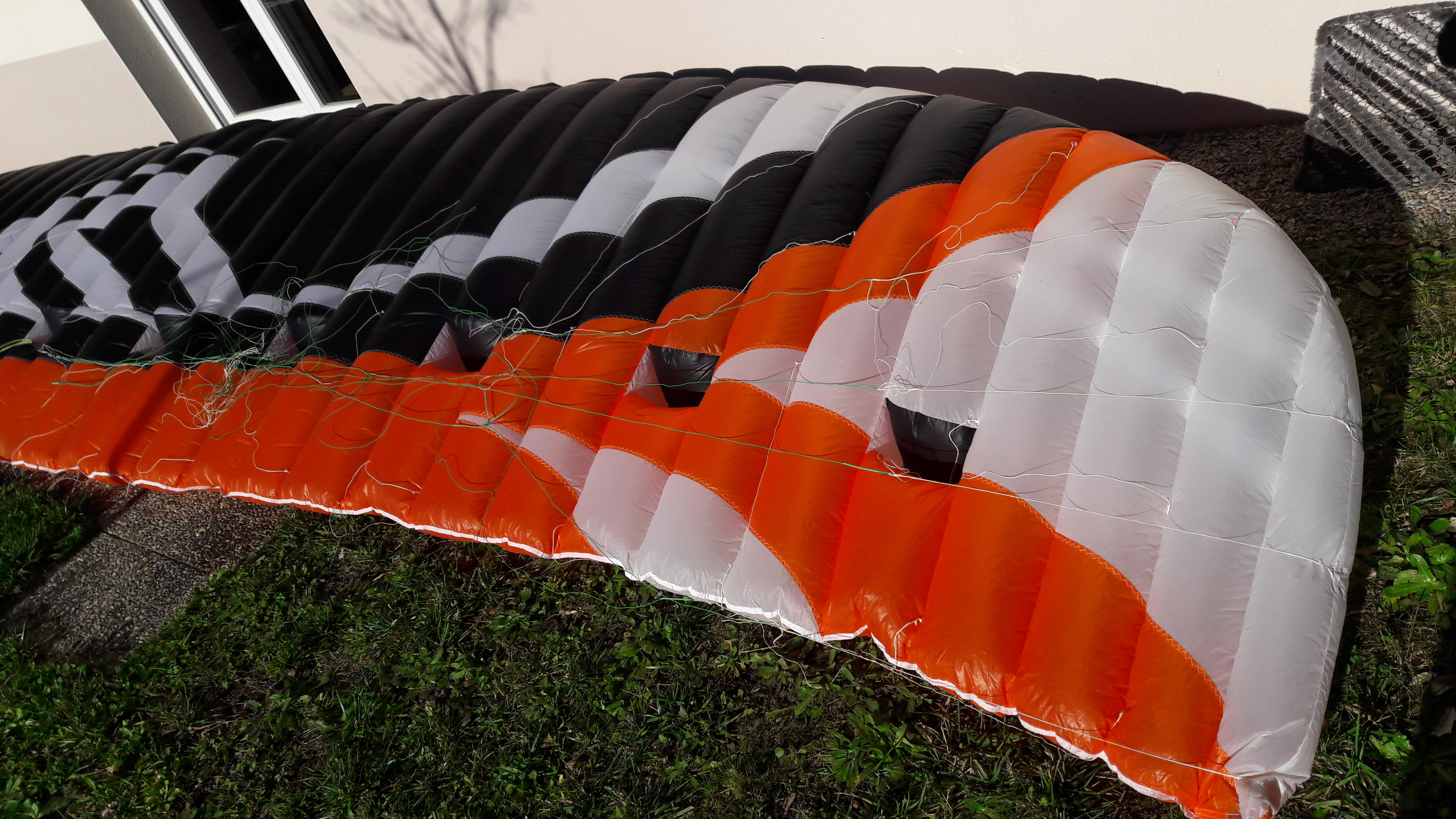 [VENDUE] Flysurfer speed4 lotus LIMITED EDITION 15m² - 1100e 37317420171125120724