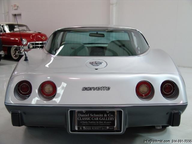 chevrolet corvette 25 th anniversary de 1978 au 1/16 - Page 2 374274corvette197825thanniversary6