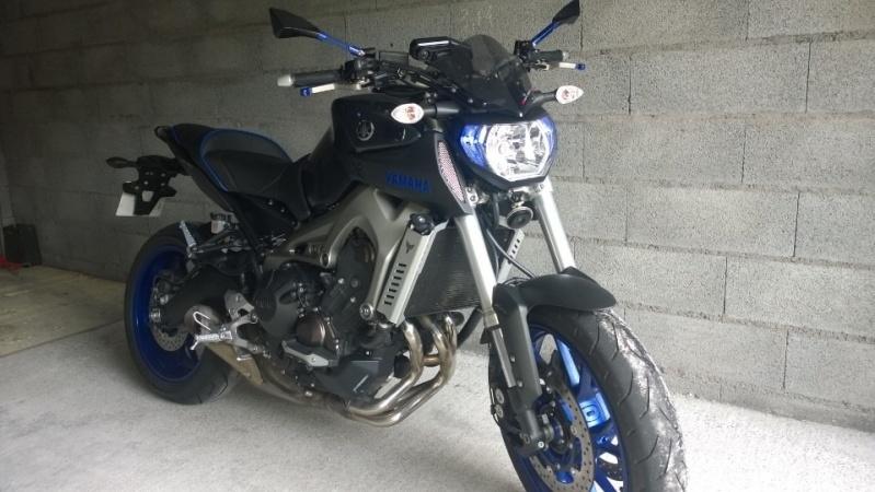 Photos de toutes les Yamaha MT-09 du forum ! :) 374720YTwinsscroll