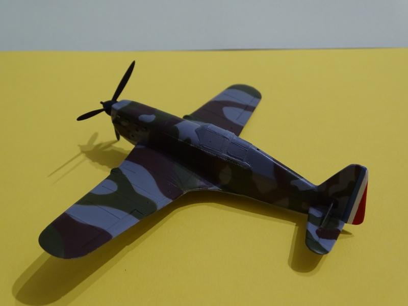 Morane Saulnier MS 406 GC I/2 Damblain Sgt Antoni Beda Avril 1940 374949DSC01389