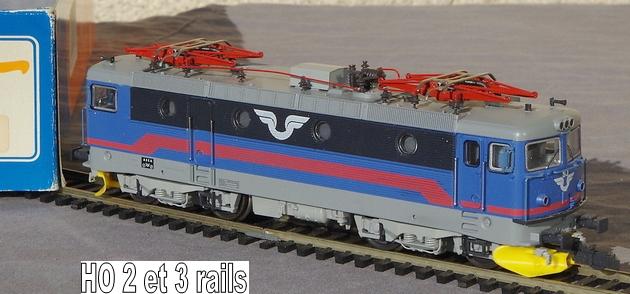 Machines RC des chemins de fer suédois 375334Rocoho43629RC5R
