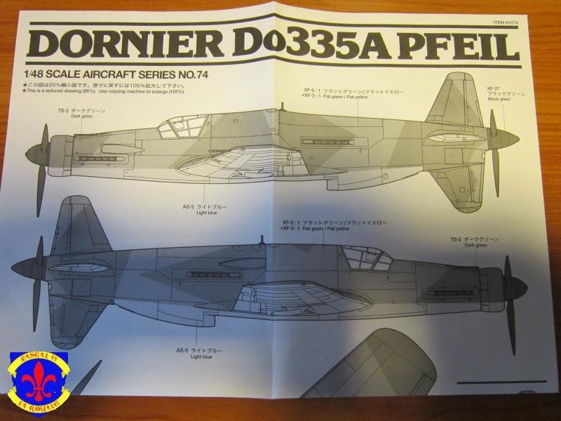 Dornier 335A PFEIL de Tamiya au 1/48e 375586IMG0602L