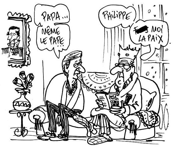 Les Petites Blagounettes bien Gentilles - Page 40 375851demissionroi