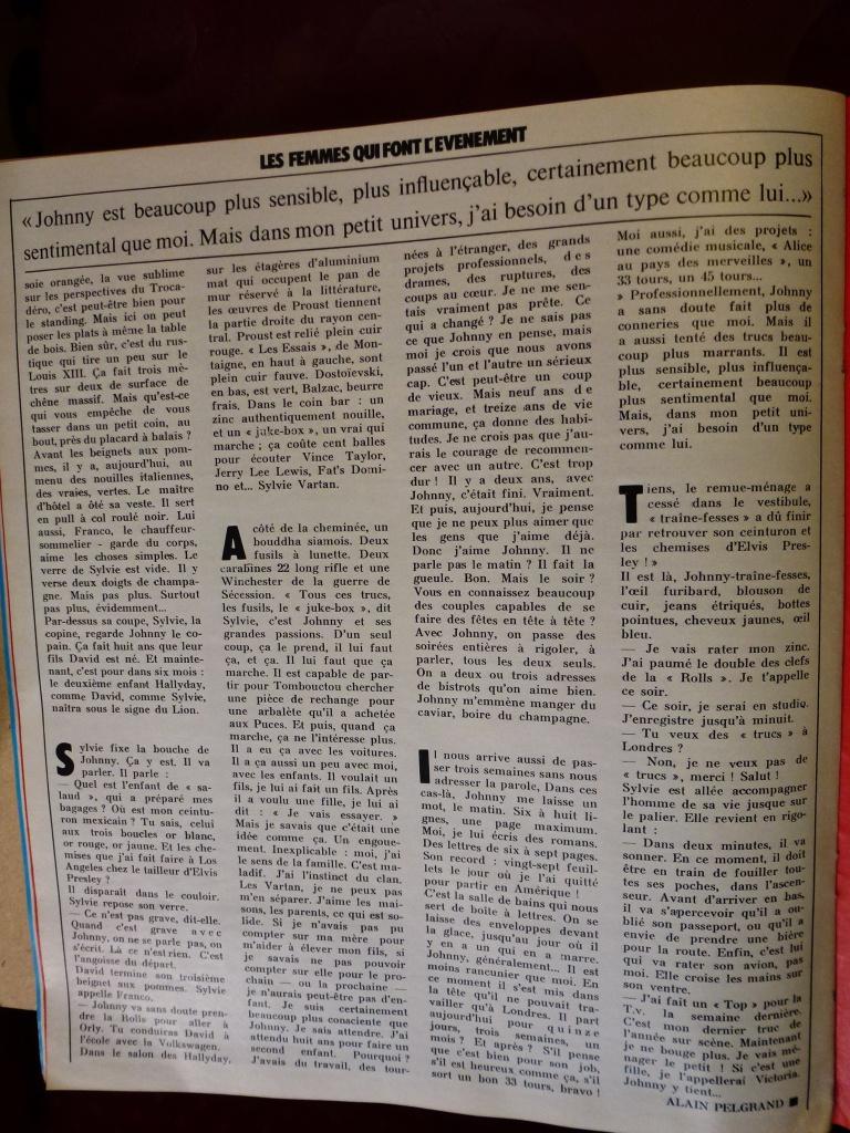 MA COLLEC' DE PARIS-MATCH ...  - Page 3 376334P1090362