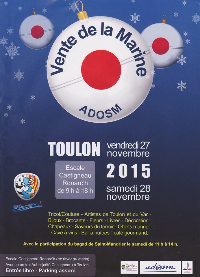 [ Associations anciens Marins ] ADOSM Toulon 2015 3764602100