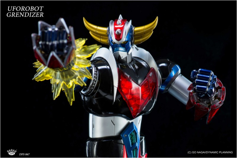 KING ARTS DIE-CAST GRENDIZER   376516DFS0678