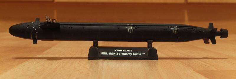Uss Jimmy Carter  SSN-23   1/700 376804HPIM2242