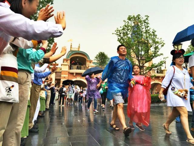 [Shanghai Disney Resort] Le Resort en général - le coin des petites infos  - Page 3 377128w163