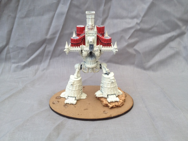 [Epic] Tyranides et Legion Titanique 377469IMG3419