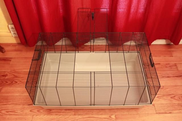 Vends cage Freddy Max 2 + cage Ruffy 2 377907petitecage2
