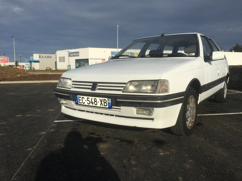 [PEUGEOT] 405 phase 2 Break 1.9L 115cv GRDT (Signatured, Clim OK)(New Culasse) On The Road Again - Page 2 378312IMG2767
