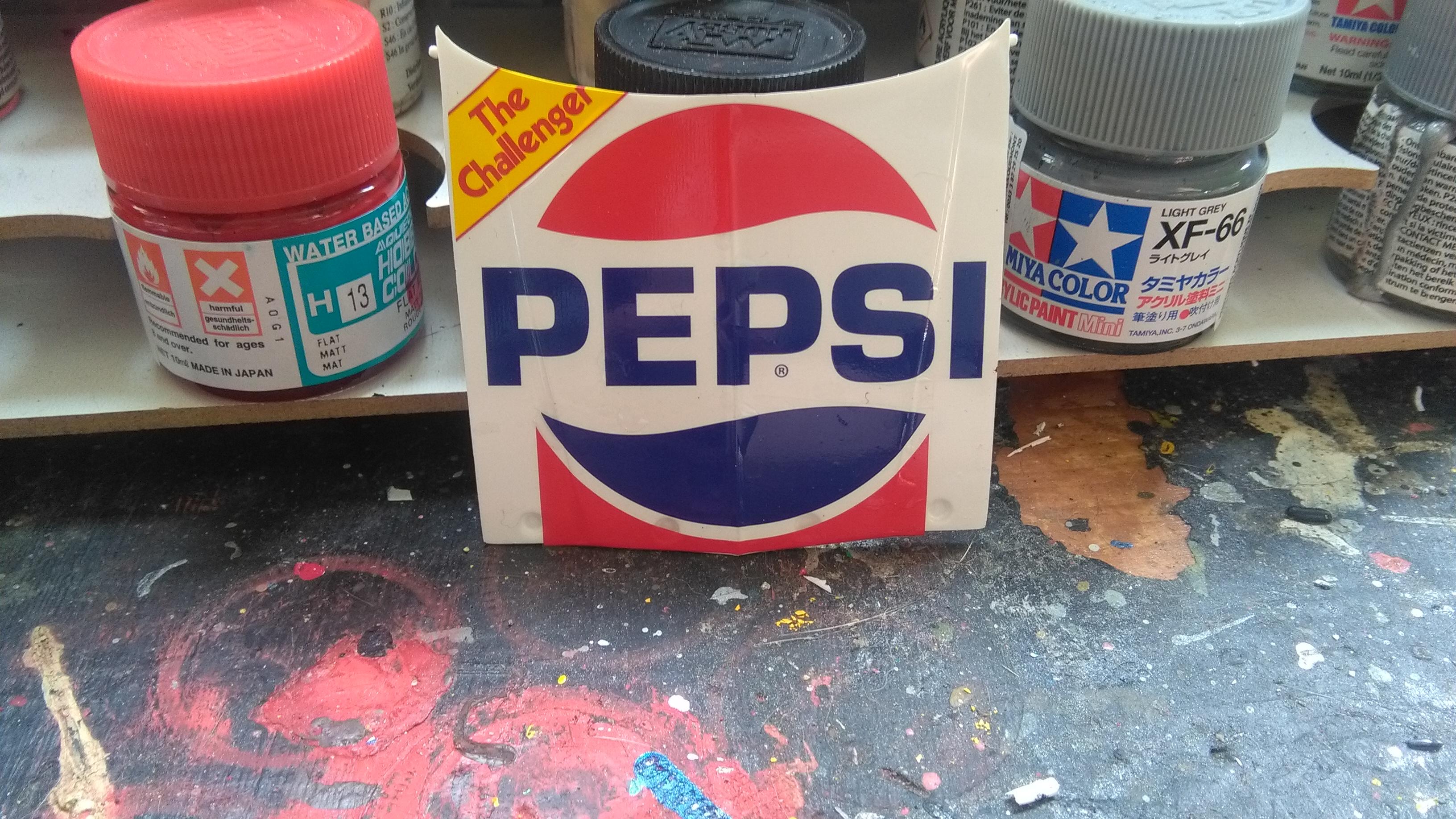 Chevy Monte-Carlo 1983 #11 Darrell Waltrip Pepsi  379271IMG20170429110517