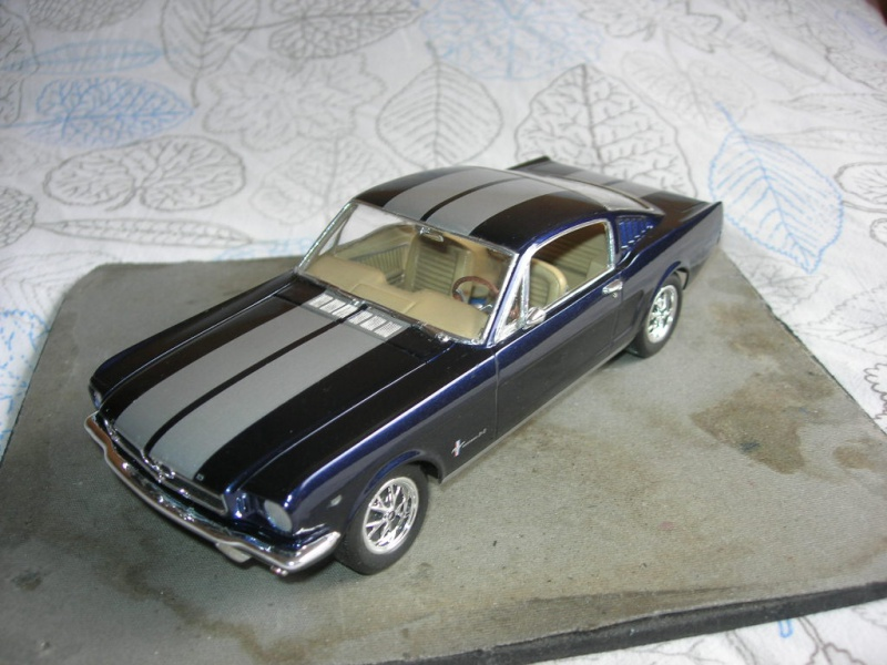 "Mustang Fastback""65 Revell. - Page 2 379339DSCN0097"