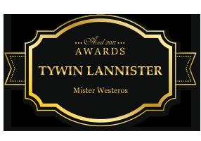 Awards résultats 379366awardsmisterwesteros