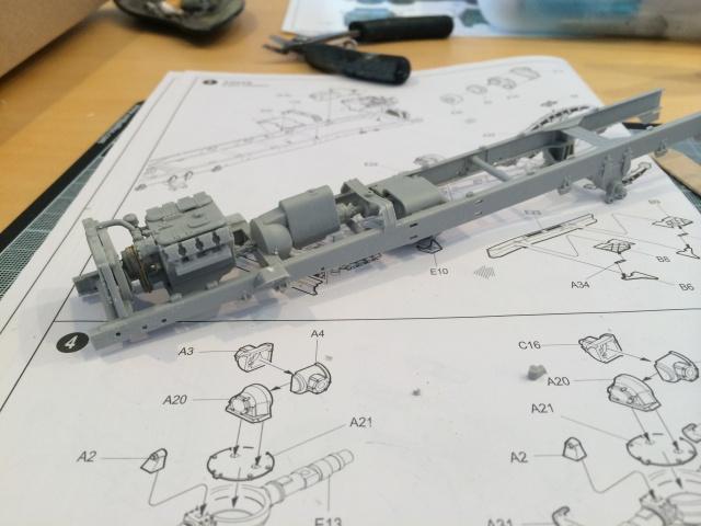BM-21 Grad - Trumpeter 1/35 379735IMG3224