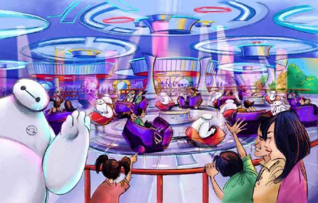 [Tokyo Disney Resort] Plan d'investissement incluant New Fantasyland et nouveau port à Tokyo DisneySea (2014-2024)  - Page 4 379773w111