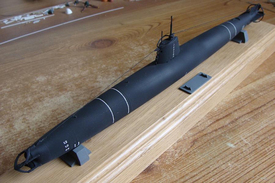 Ko-Hyoteki / Sous-marin de poche Type A - Fine Molds - 1/72ème 380219DSC04302bis