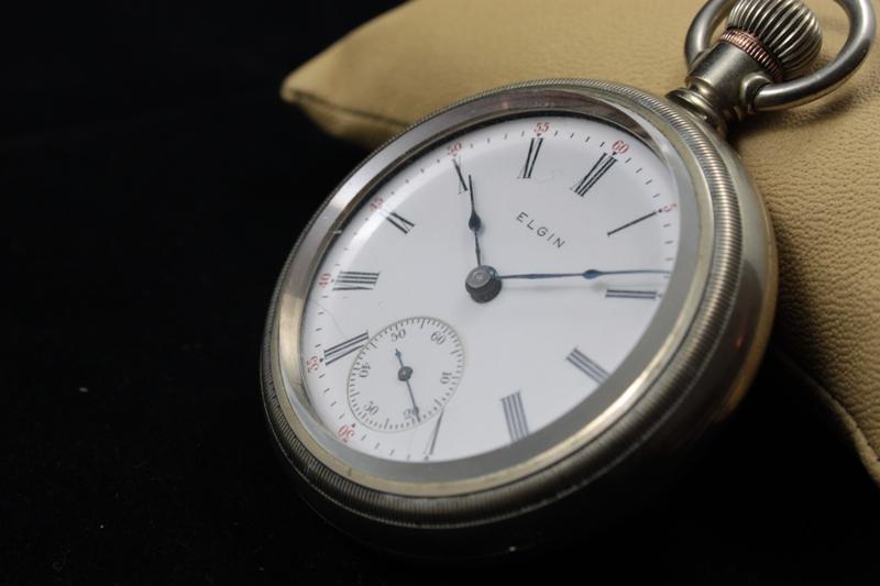 L'histoire des manufactures américaines ...A la conquête de l'Ouest Horloger 380418IMG7176