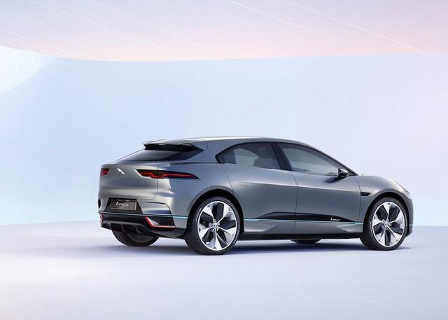 Jaguar Dévoile Le Concept I-PACE : Le SUV Électrique Performant 380485cropthumbnailjagipacestudioexterior14111602