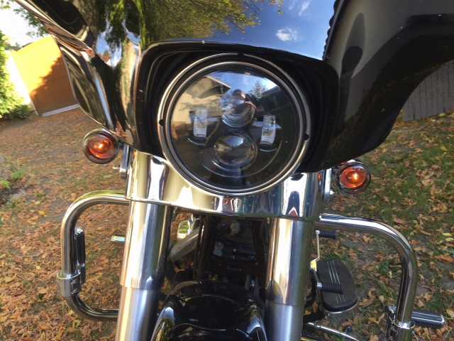 Mon Street glide 2014 - Page 5 381197image776