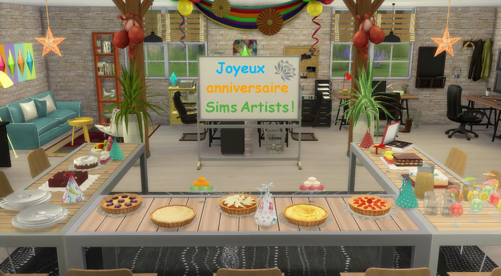 Joyeux Anniversaire : Le bureau de SA - Page 3 381509171