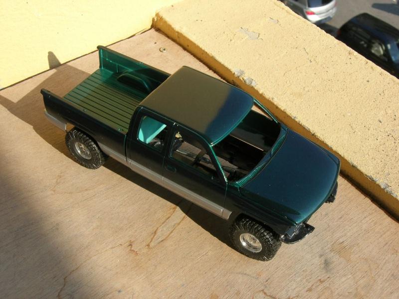 """Chevy Silverado'99 """"off road look"""" - Page 2 381697DSCN9882"""
