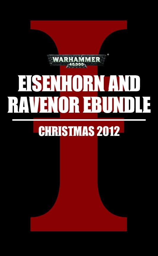Eisenhorn and Ravenor eBundle 2012  3820262012eisenhorncover