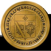 Bureau des Crieurs d'Epinal 382027Charlemagnejaune