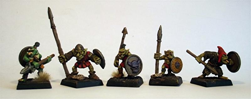 Galerie d'inspiration- Les figurines de Gobz - Page 2 3831007Gobelinslanciers2