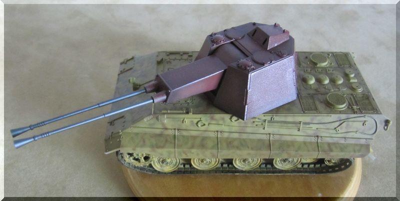E-75 version Flakpanzer 55mm - Modelcollect - 1/72 - Page 2 3831161323