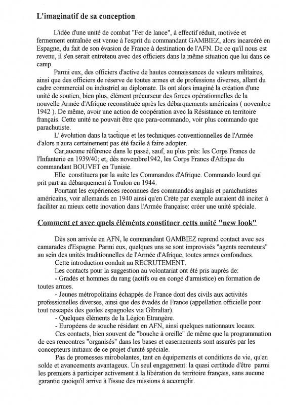 Le 1er Bataillon de Choc à STAOUELI en 1943  par Maurice DOUET (2002) 383597754