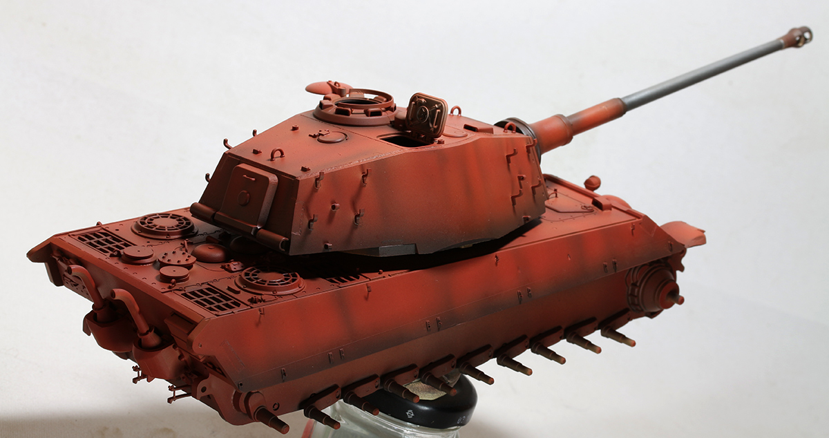 King Tiger  TAMIYA 1/35 383709KTigerwb03