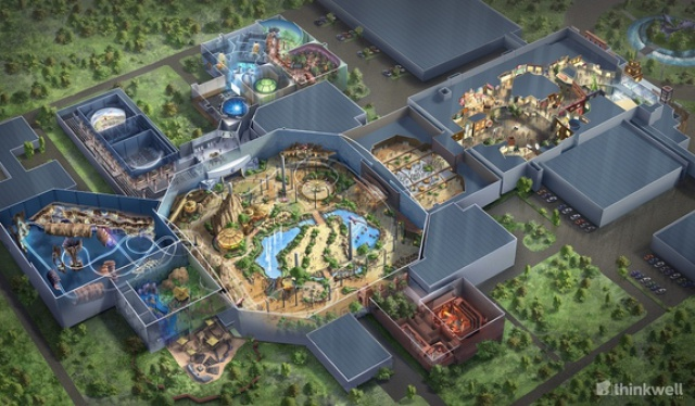 (Chine) Jurassic Dream Theme Park (2014)  383795JD111