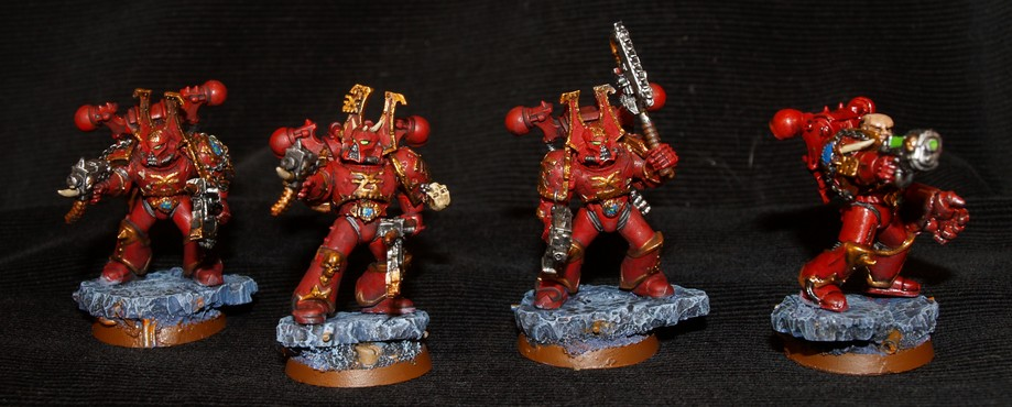 World Eaters -Les Bloodcrusher arrivent !!!! 384199Khorne6